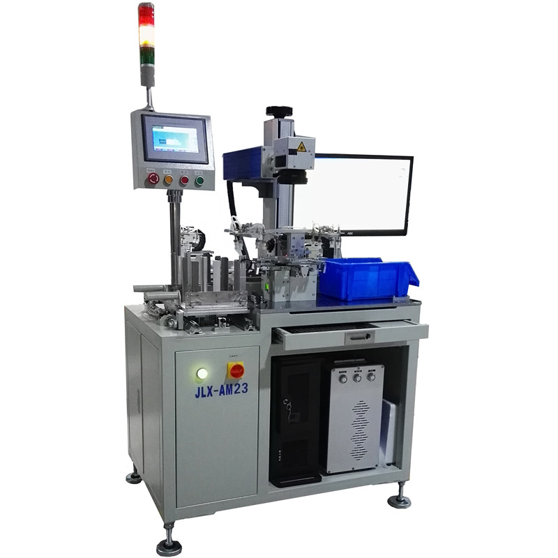 自动激光镭雕机